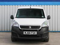 Peugeot Partner 1.6 Blue Hdi Professional L1 2016 (66) • from £65.59 pw