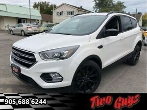 2017 Ford Escape SE Panoroof - Navigation - Alloys