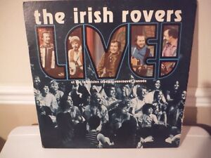 THE IRISH ROVERS RECORD West Island Greater Montréal image 1