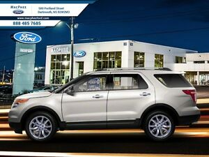 2012 Ford Explorer Limited   -