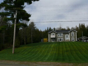 Gorgeous house for sale at the St. John River