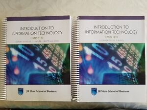 NAIT Textbooks -Business Administration - Accounting