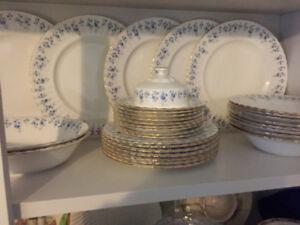 Memory Lane china dishes