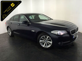 2013 BMW 520D EFFICIENT DYNAMICS 1 OWNER SERVICE HISTORY FINANCE PX WELCOME