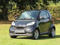 2008 08 SMART FORTWO 1.0 PULSE 2D AUTO 70 BHP