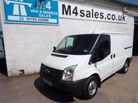 Ford Transit 260 LR SWB 100PS