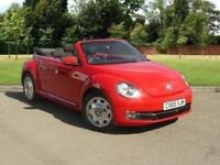 2015 Volkswagen Beetle 2.0 TDI 110 BlueMotion Tech Design 2dr