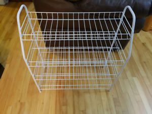 Selling a Shoe Rack