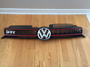 VW GTI 2011 Front Grill