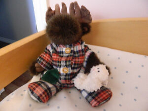 BOYDS BEAR stuffed moose