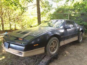 1985 Pontiac Transam