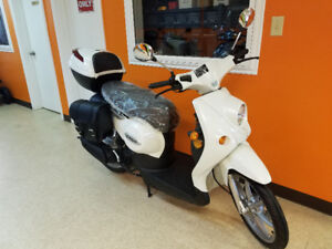 49/50cc Benelli Pepe Italian Brand Gas Scooter-Moped's on Sale !