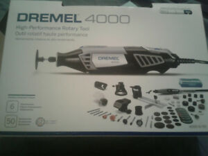 Dremel 4000 HP Rotary tool for Sale