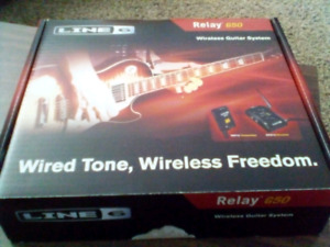 Line 6 Relay G50 200 ft Wireless System