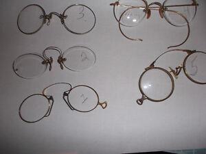 """ASSORTED Antique-Vintage eye glasses """"Pince Nez"""" Belleville Belleville Area image 2"""