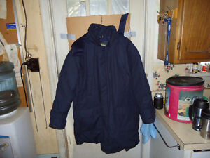 Down filled jacket from feather industries. Prince George British Columbia image 3