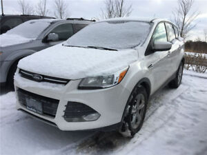 2014 Ford Escape SE, Only 46500 KMS, FWD, Rear Camera