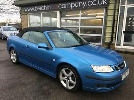 Saab 9-3 1.9TiD ( 150bhp ) Vector Convertible - FINANCE AVAILABLE