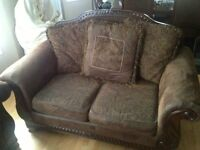 Two piece couch for sale .no paypal please