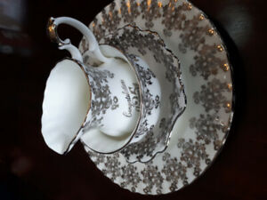 Royal albert 25 th Anniversary set