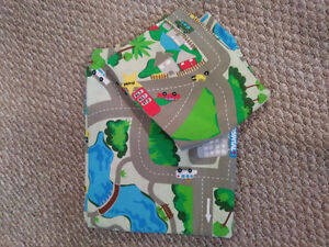 Boys Twin Duvet Cover and Sham