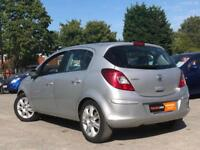 2009 VAUXHALL CORSA 1.4i 16v DESIGN AUTOMATIC 5 DOOR, ONLY 1 PRE OWNER FROM NEW