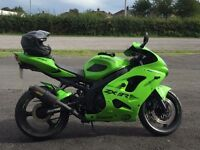 Kawasaki zx9r f2p px swap land rover 90 110 or discovery off road ready