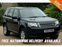 2013 Land Rover Freelander 2.2 TD4 GS 5dr ESTATE Diesel Manual