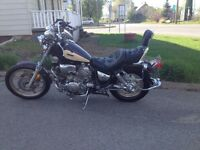 Virago a vendre, 1994, 94000km, drive shaft, and cruise control