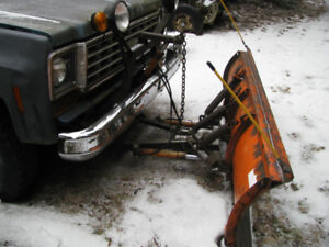 1987 & older Chev / GMC Complete Plow Assembly bolt right on !!