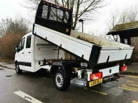Volkswagen Crafter 109PS - DOUBLE CAB - TIPPER