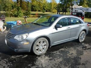 2008 Chrysler Sebring Limited Sedan AWD Cornwall Ontario image 8