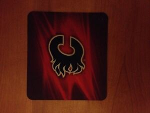 Calgary Flames NHL mouse pad - $5. Now $5