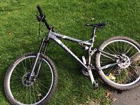 Specialized fsr xc 2006 mountain bike