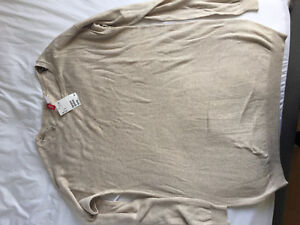 Beige Sweater from H and M