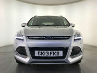 2013 FORD KUGA TITANIUM X 4X4 TDCI AUTO DIESEL PANORAMIC ROOF SERVICE HISTORY
