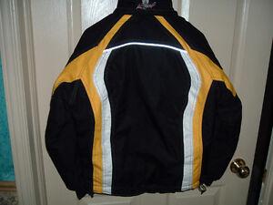 youth  PRO MAX snowmobile flotation jacket -- size 10 Kitchener / Waterloo Kitchener Area image 2