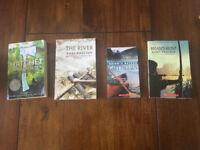 Hatchet book series