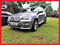 (7 Seater)-- BMW X5 - 3.0d SE xDrive Diesel Automatic -- Cream Leather
