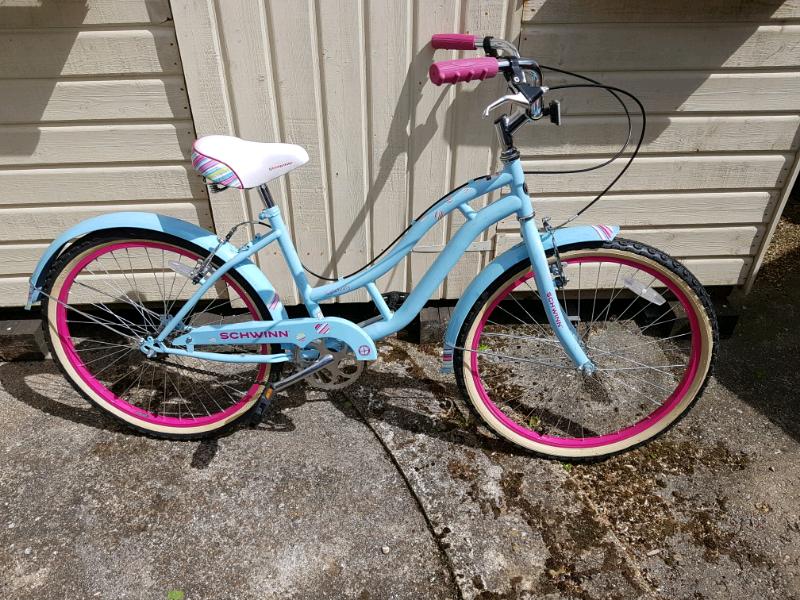 Girls Bike Schwinn Cruiser | in Poole, Dorset | Gumtree