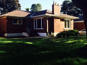 Spacious Single House for rent  - Steps to Algonquin College.