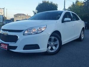 2014 Chevrolet Malibu 1LT  | Bruised Credit? Need a Car? Call Us