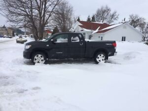2008 Toyota Tundra trd 4x4  Camionnette double cab