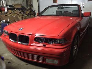 BMW 328 convertible
