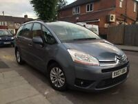 Citroen Grand C4 Picasso 7 seats VTR + 1 year mot 1 lady owner from new