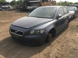 2005 VOLVO S40 AWD just arrived for parts at Pic N Save!