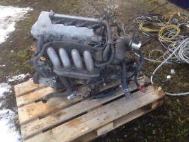 Corolla tsport engine 2zz-ge