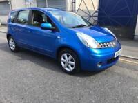 2008 Nissan Note 1.4 16v Acenta Hatchback 5dr Petrol Manual (150 g/km, 87