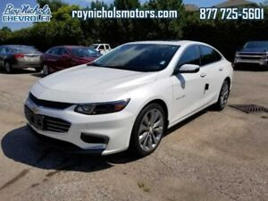 2018 Chevrolet Malibu Premier  - Navigation -  Leather Seats -
