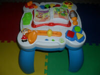Leap Frog ,!! sings, and makes baby smart! + BasketballGame